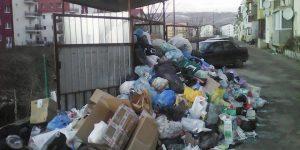 """Floreștiul intră în Era Gunoaielor. Primarul Șulea: """"Începând de miercuri, nu mai avem firmă de salubritate"""""""