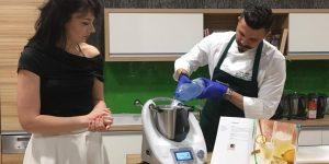 Thermomix a deschis la Cluj primul studio de bucătărie, casa robotului cu care oricine poate fi chef