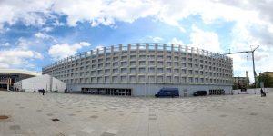 Probleme pentru spectatorii străini prezenți la Europenele de gimnastică de la Cluj
