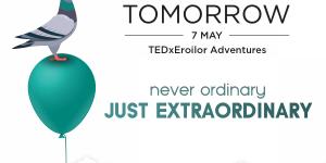 TEDxEroilor se apropie cu pași repezi
