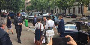 Prințul Charles, vizită istorică la Cluj