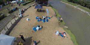 Plaja Grigorescu, o alternativă pentru clujenii fără fițe