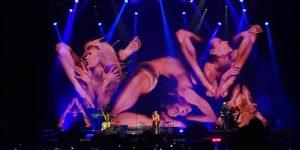Depeche Mode, la Cluj: Desfășurare impresionantă de forțe și o surpriză pentru chitaristul Martin Gore