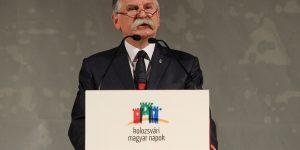 """Preşedintele Parlamentului Ungariei, în cadrul deschiderii oficiale a Zilelor Culturale Maghiare: """"În Europa s-a declanşat un atac la adresa căsătoriilor dintre un bărbat şi o femeie"""""""