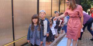 FOTO| Aleea Terapeutică Zem Center, o oază de natură pentru copii și adulți
