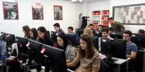 Viitorii specialiști în IT, instruiți în cadrul cursului SAP organizat de msg România