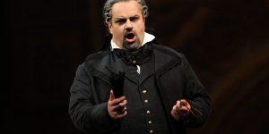 Baritonul Sebastian Cătană, început de carieră la Metropolitan Opera din New York, debut în România pe scena de la Cluj