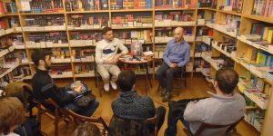 """Lansare de carte: """"Bonobo și ateul"""" sau renunțarea la antropocentrism"""
