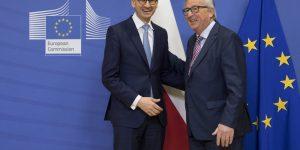 Varșovia se dă pe brazdă