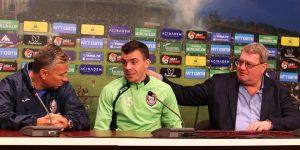 Dan Nistor a fost cedat la Dinamo