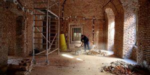 Șantier în lucru și o nouă identitate vizuală pentru Muzeul Național de Istorie a Transilvaniei