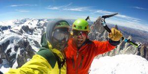 """Zsolt Török și Vlad Căpușan, la întoarcerea din Patagonia: """"Nu suntem supraoameni. Doar am adăugat o filă importantă în istoria alpinismului românesc"""""""
