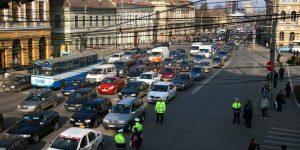 Noi reglementări de circulație în zona centrală