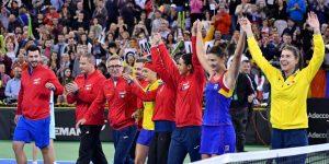 Tenismenii își fac buletin de Cluj