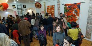 Cea mai mare expoziție de obiecte japonezeprezentată până acum publicului clujean poate fi vizitată la Muzeul Etnografic al Transilvaniei