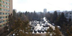 Locuitorii de pe Padiș nu vor parking între blocuri