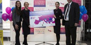 Zboruri noi: Cluj-Viena, de la 69 de lei și Cluj-Lyon, de la 99 de lei