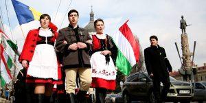 Ziua Maghiarilor de Pretutindeni, sărbătorită la Cluj de peste 1.000 de persoane