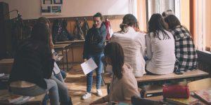 """De la Cluj, la Cannes. Ioana Băilă, regizor Bloc 5: """"Tinerii cineaști ar trebui încurajați mai mult să experimenteze"""""""
