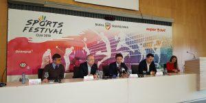 Legendele Barcelonei vor juca pe Cluj Arena