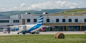 Zboruri suplimentare de la Cluj către Constanța în sezonul de vară 2018