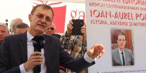 """Ioan-Aurel Pop, președintele Academiei Române: """"Am vrut să îmi depun demisia din funcția de rector, dar Senatul UBB m-a sfătuit să nu o fac"""""""