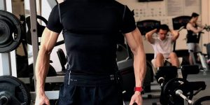 Campion al României la fitness va filma un clip alături de rugbiștii de la CS Mănăștur