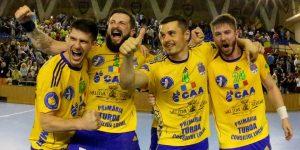 Potaissa Turda aduce primul trofeu european la Cluj