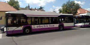 Autobuzele electrice au sosit la Cluj și au intrat în teste. Vor fi puse în circulație de săptămâna viitoare
