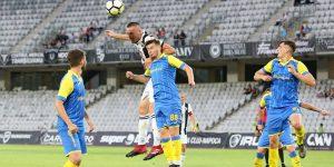 """""""U"""" Cluj a câștigat și și-a premiat jucătorii"""