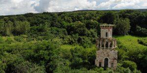 Clujul din nori: Turnul Telekidin Luna de Jos