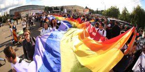 FOTO/VIDEO Cluj Pride 2018 Sute de participanți și un mesaj clar: Suntem mai puternici și mai vizibili