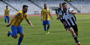 """Coman a debutat cu o triplă în tricoul lui """"U"""". Sepsi a fost în tribună"""
