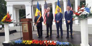 SUA și-au sărbătorit prima dată ziua națională în afara capitalei, la Cluj