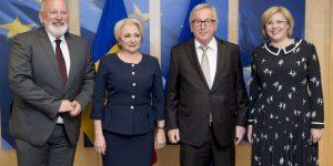 La Bruxelles se anunță ger