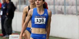 Andrea Miklos, vicecampioană mondială de juniori la atletism