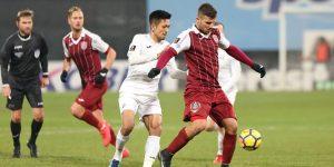 Cale liberă spre grupele Europa League. CFR a câștigat în Armenia, Legia a cedat la Varșovia