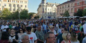 Cluj: Din Piața Unirii, alături de Diaspora