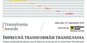 Adrian Docea, Heraldist&Wondermarks: Vrem că Transilvania să își regăsească vocația de locomotivă a României spre Europa