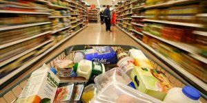 Scumpiri pe bandă rulantă la produsele de strictă necesitate
