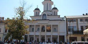 Galerie FOTO Manifest pentru reconciliere: Biserică unicat în spațiul ortodox european, sfințită la Cluj