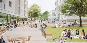 Noi în anul 2020. Cum se va schimba Clujul la față în următorii ani (Galerie foto)