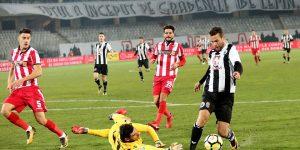"""""""U"""" Cluj dă piept cu Spartac, iar CFR întâlnește Chindia în 16-imile Cupei"""