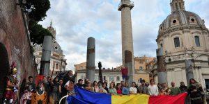 Dacii şi sarmaţii din TDA au cucerit Roma