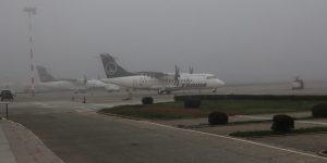 Ceața a dat din nou peste cap traficul aerian pe Aeroportul din Cluj