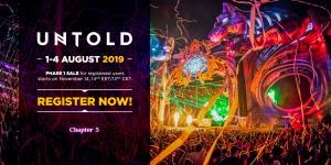 Se pun în vânzare primele 10.000 de abonamente la Untold Festival 2019