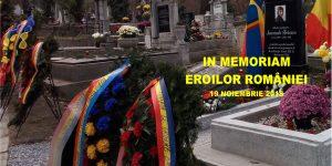 In memoriam eroilor clujeni