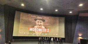 """Producătorul Tudor Giurgiu, la premiera de gală """"Moromeții 2"""", în Cluj: """"Săli ca Cinema Florin Piersic sunt o rușine. Ne cerem scuze!"""""""