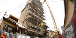 Zece milioane de lei, fonduri europene pentru revitalizarea Turnului Pompierilor