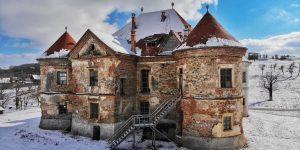 Castelul Radák-Pekri din Ozd, Mureș: Patru milioane de euro sau asumarea destinului